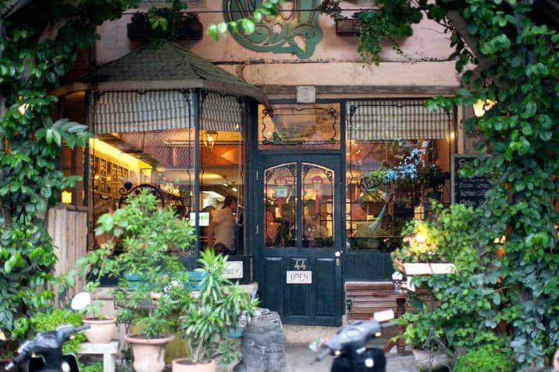 Cafe terkenal di Ubud