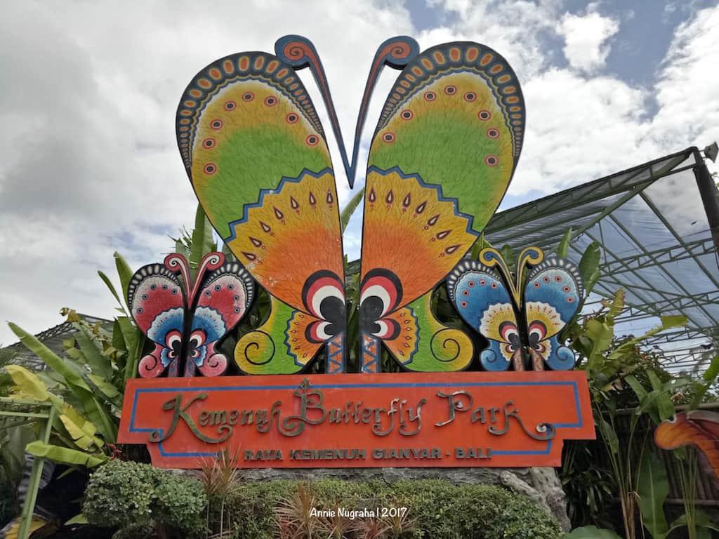 taman kupu kupu di Indonesia