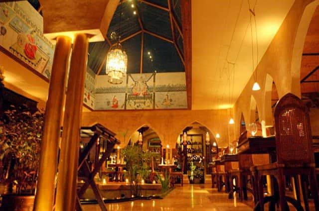 Restoran India di Jakarta