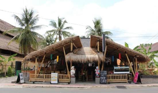 Cafe kekinian di Ubud