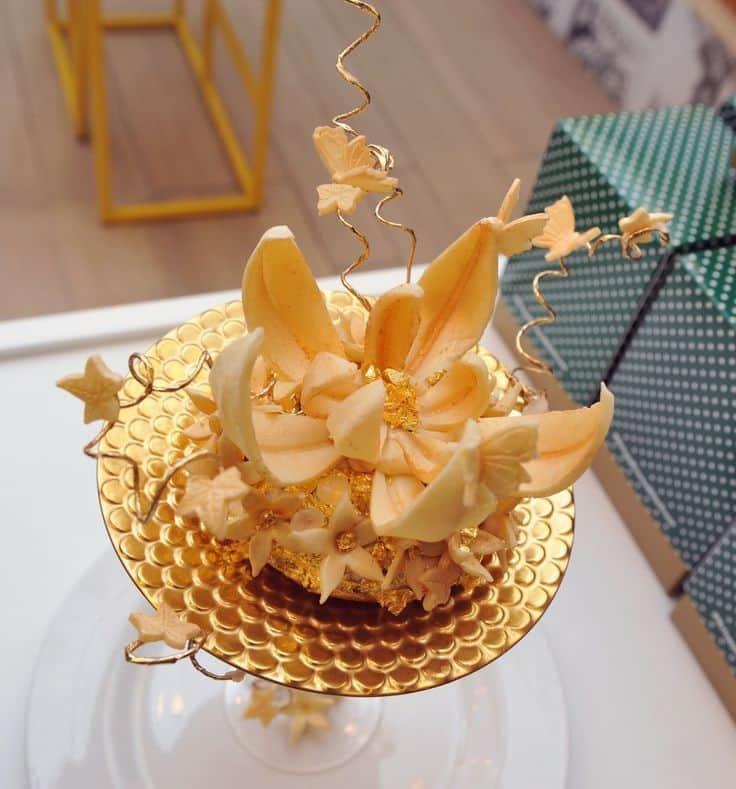dessert termahal di dunia