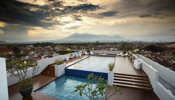 Hotel Budget Instagramable di Malang