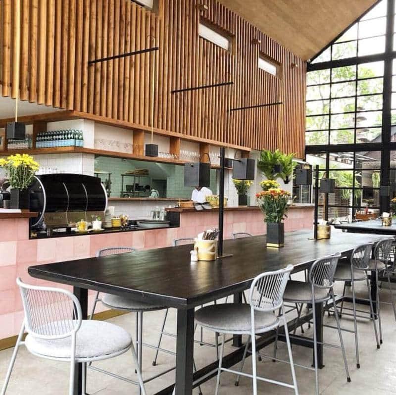 Cafe paling hits di Ubud