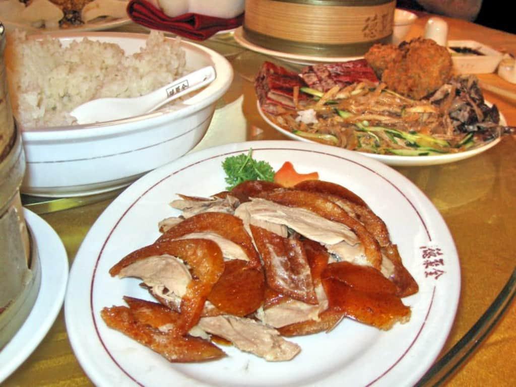 Kuliner Bebek Enak di Beijing
