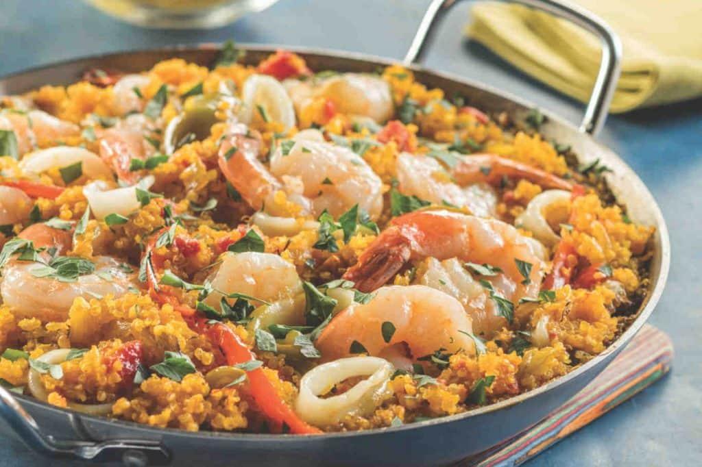 tempat makan paella paling enak di spanyol