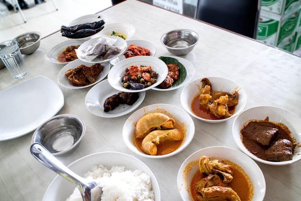 Rendang Paling enak di Padang