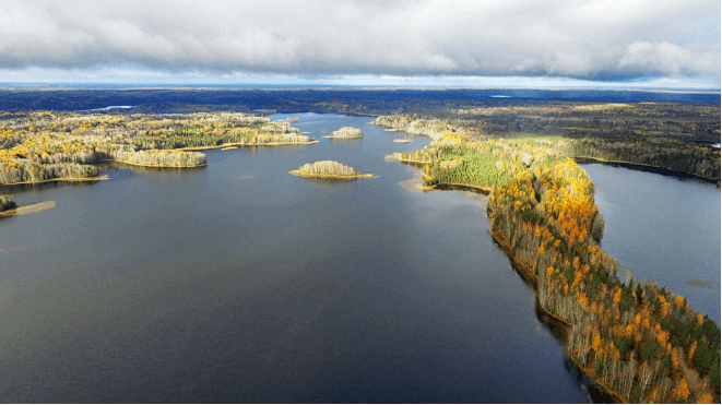 Taman Nasional Terbaik di Rusia