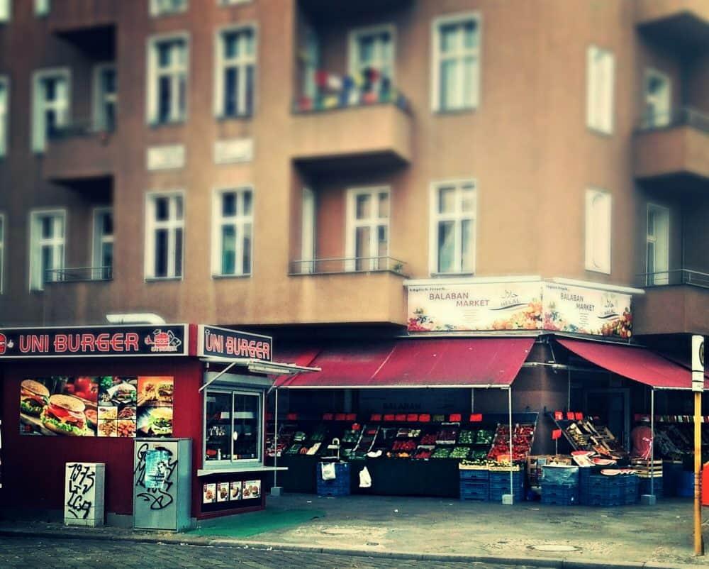 Restoran Halal di Berlin
