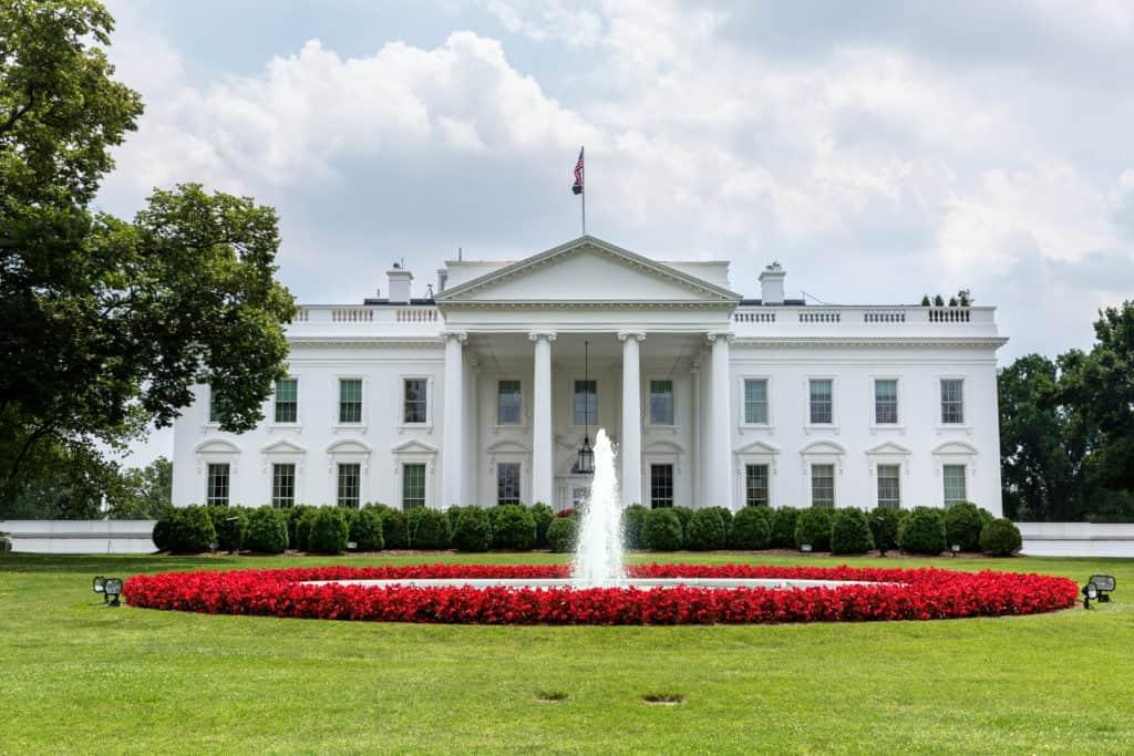 white house Amerika