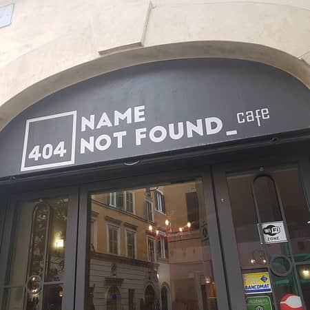 Cafe paling banyak dikunjungi di Roma