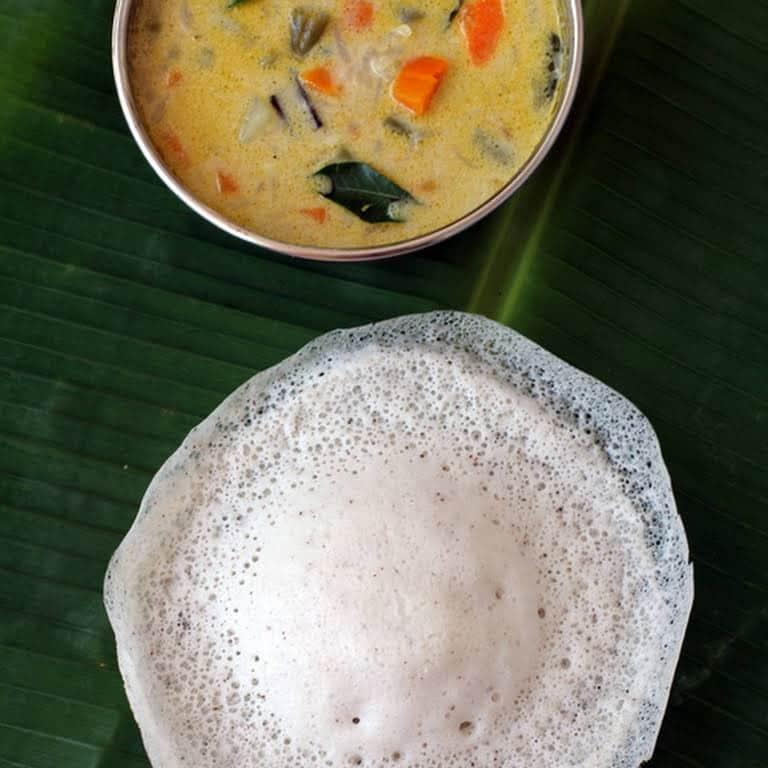 makanan khas  Kerala