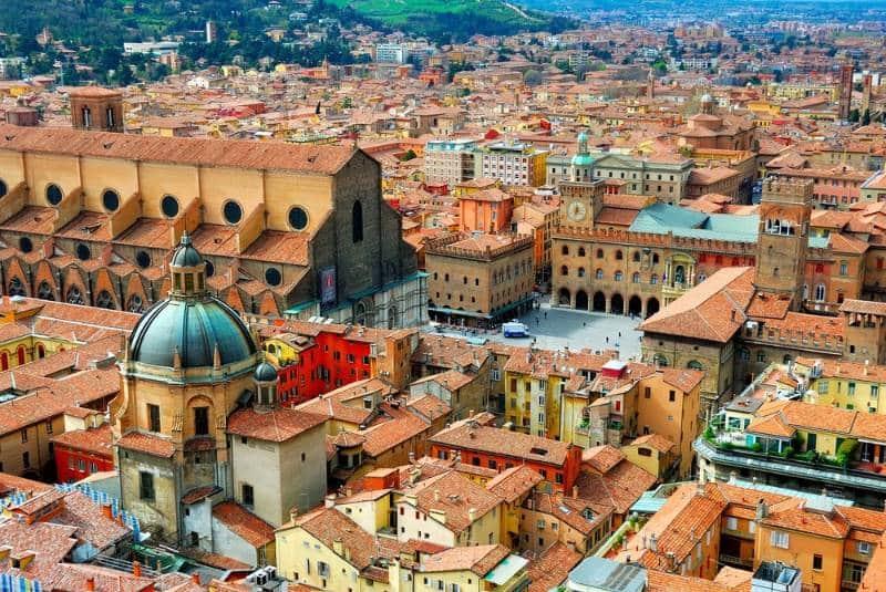 Kota Wisata paling indah di Italia