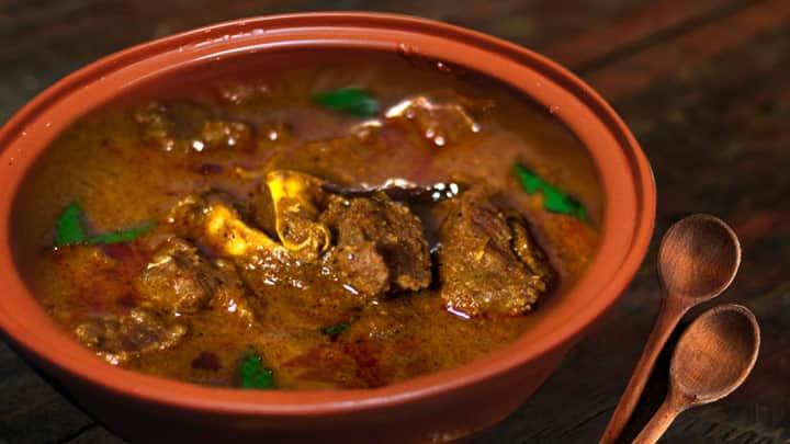 erachi varutharacha curry