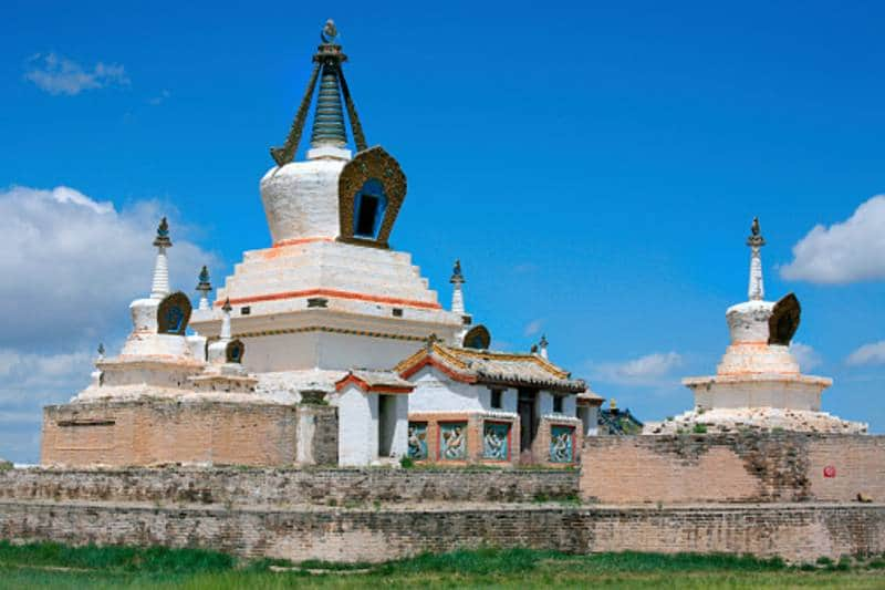 wisata alam di mongolia
