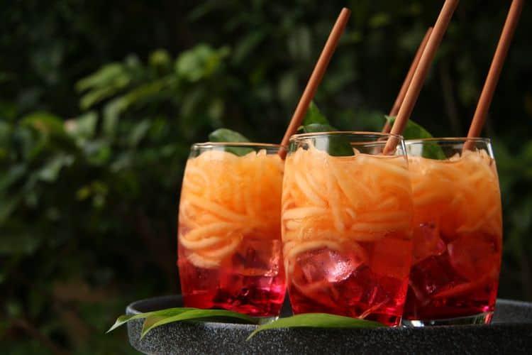 minuman segar khas Ramadhan
