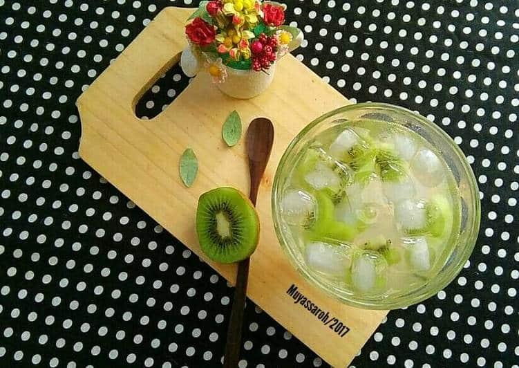 es buah soda