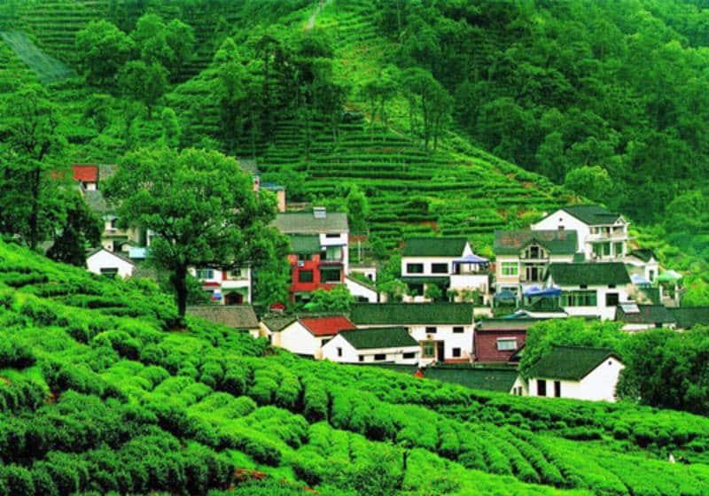 Tempat Wisata Budaya di China
