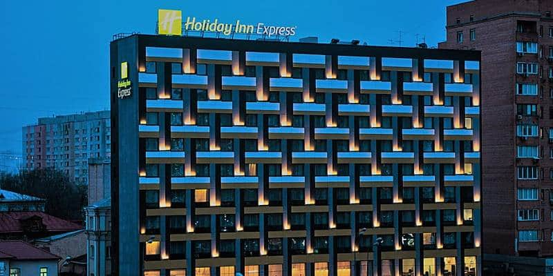holiday inn express mocow baumanskaya