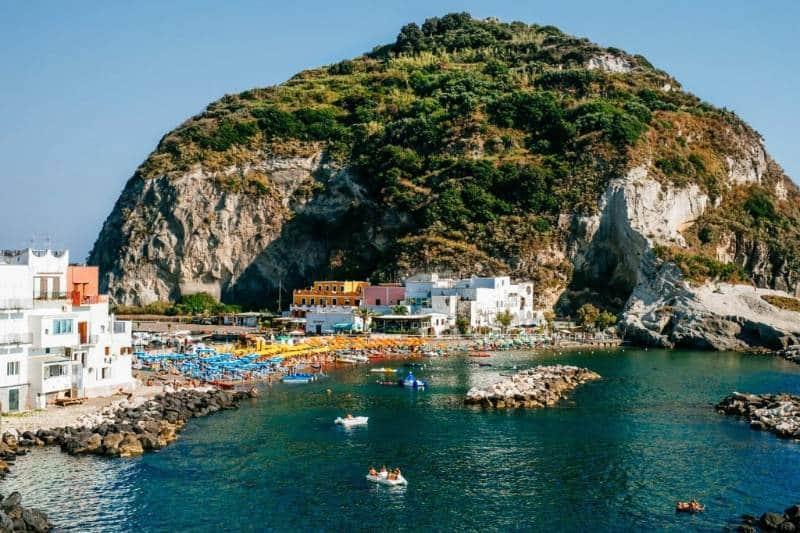 Kota Wisata di Italia
