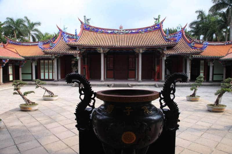 kuil konfusius china