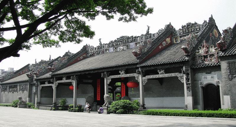 Wisata Budaya di China