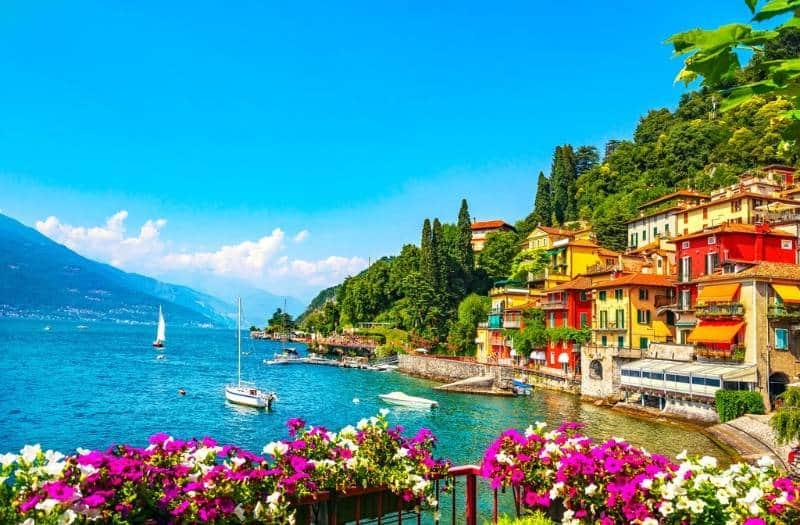 Kota Wisata terkenal di Italia