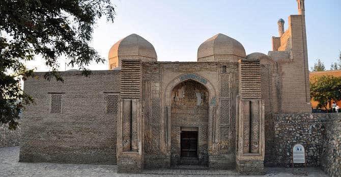 Masjid di Uzbekistan
