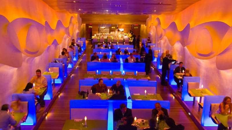 Restoran tereknal milik  Celebrity Chef