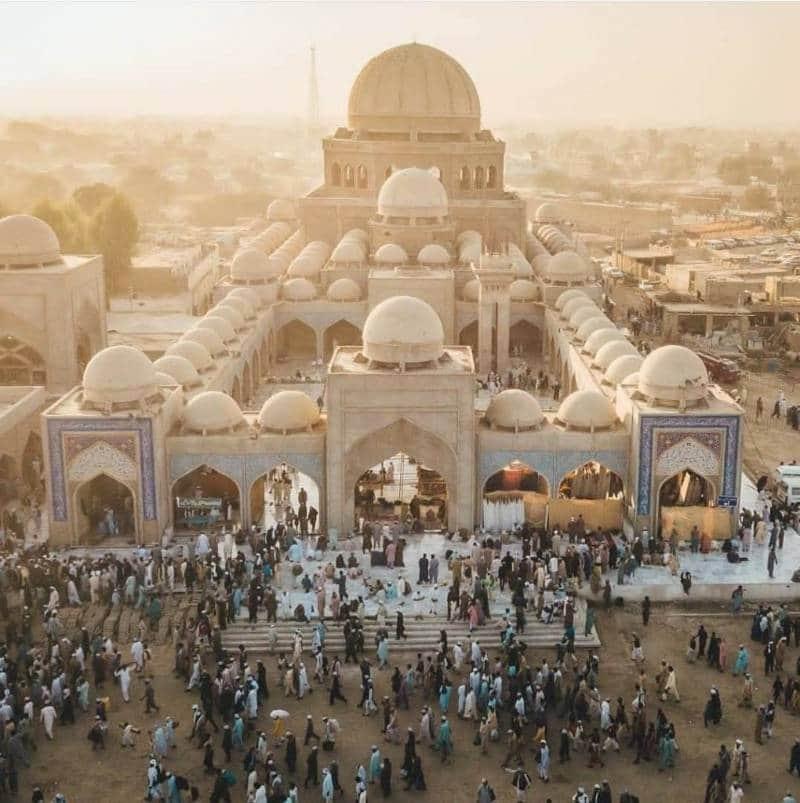 masjid agung allahabad