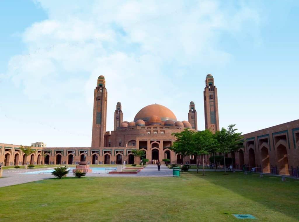 masjid agung jamia lahore