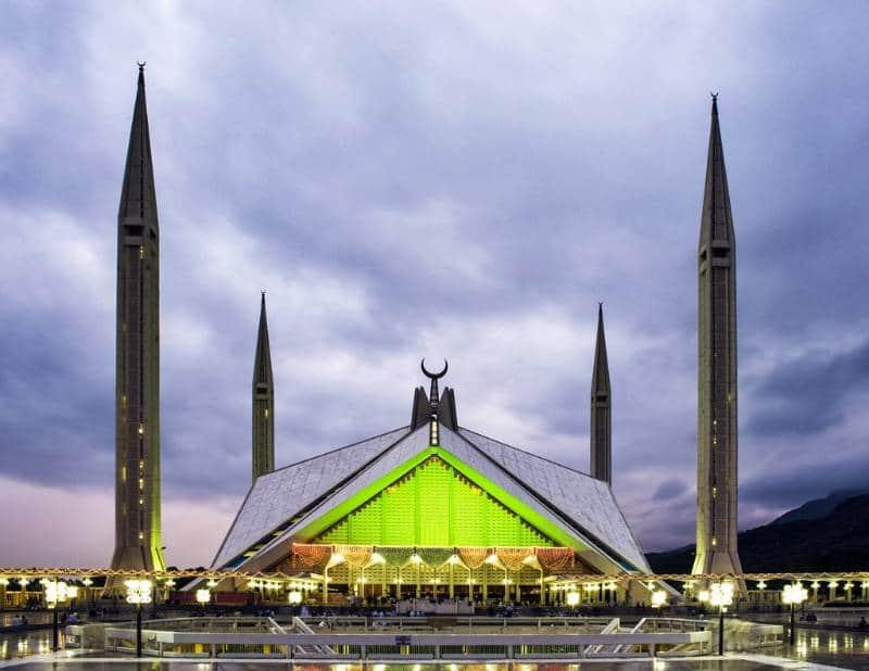 masjid faisal islamabad