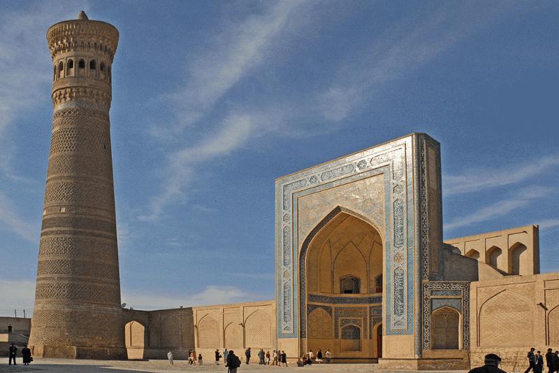 masjid kalon