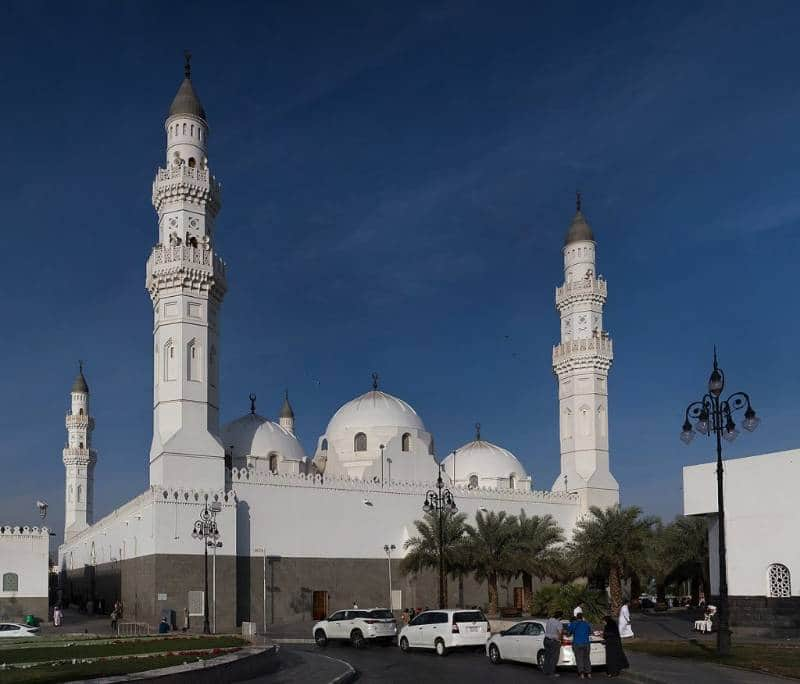 Masjid Berserajah di Dunia