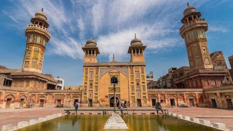 masjid wazir khan lahore