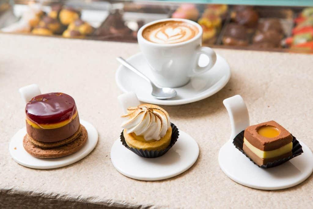 Cafe terkenal di Roma