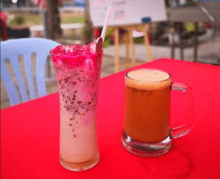 kedai Teh Tarik  tereknal di Malaysia