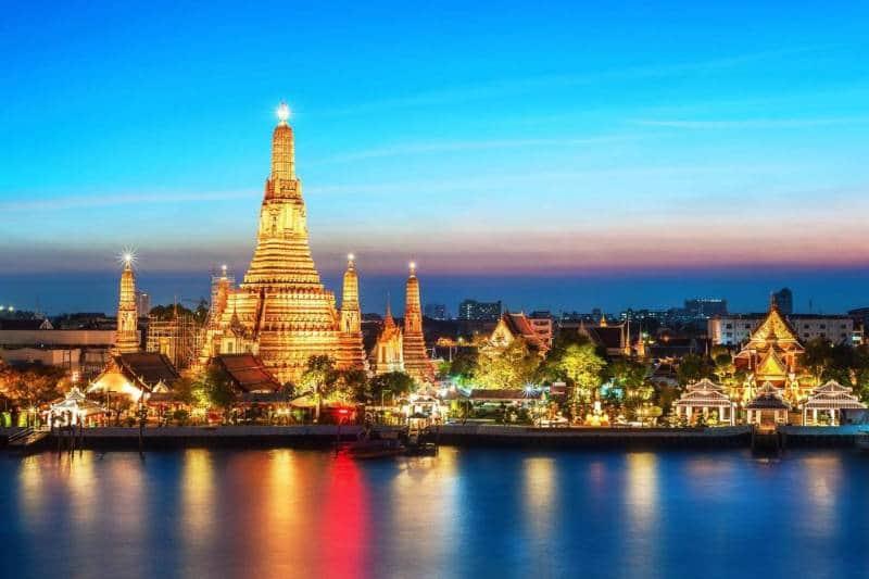 destinasi wisata di thailand setelah corona