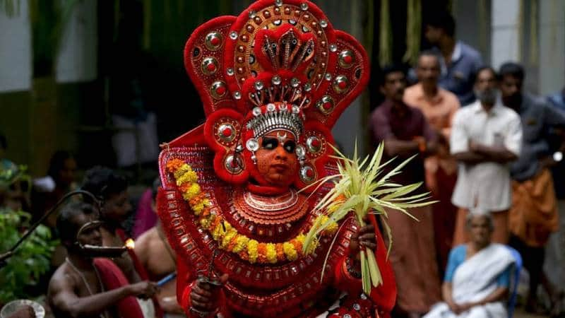 Tempat Wisata di Kerala