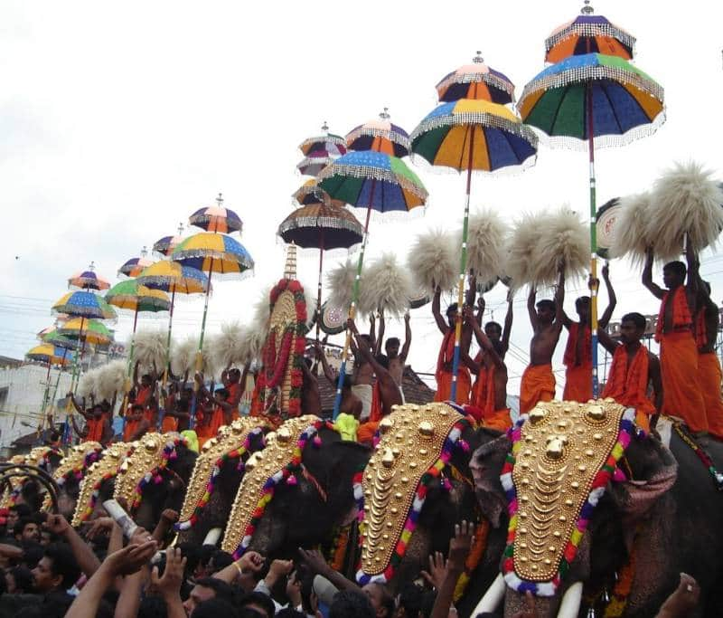 destinasi Wisata di Kerala