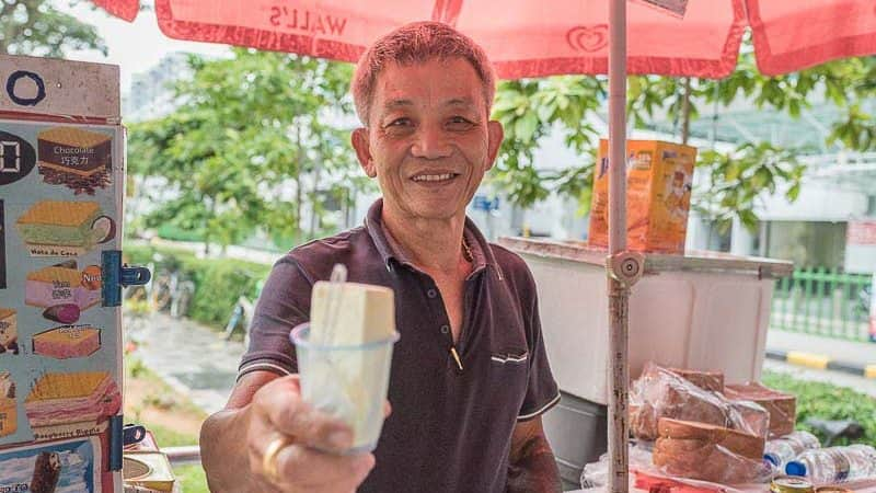 uncle ice cream