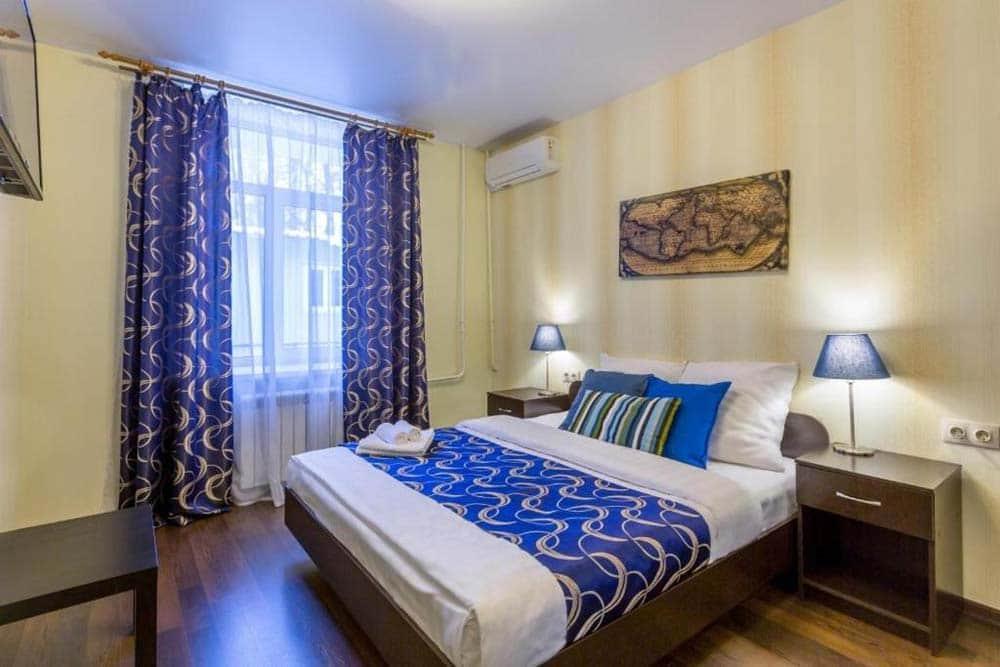 Hotel murah di moscow