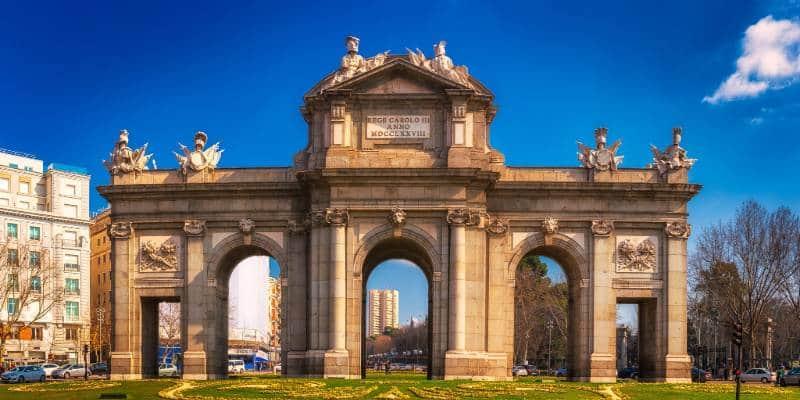 obyek wisata di Madrid