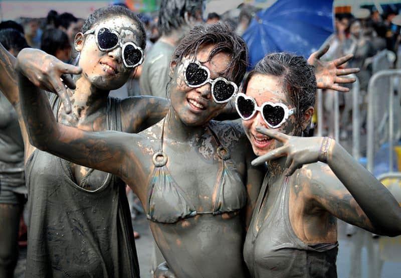 Festival musim panas di dunia