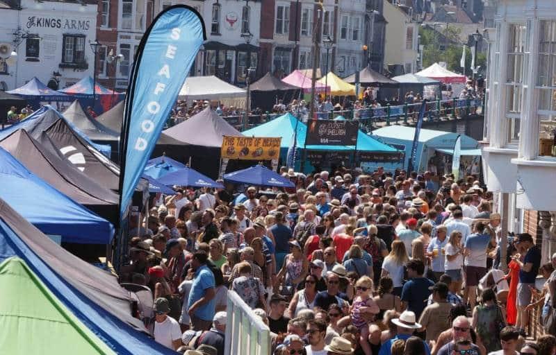 Dear Foodie, Yuk Kulineran di 10 Food Festival Terbesar di Eropa
