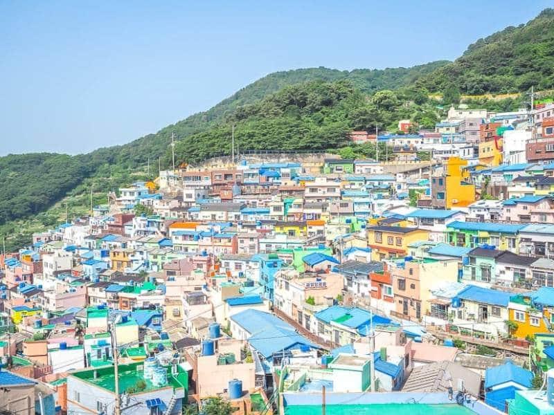 Tempat Wisata Busan