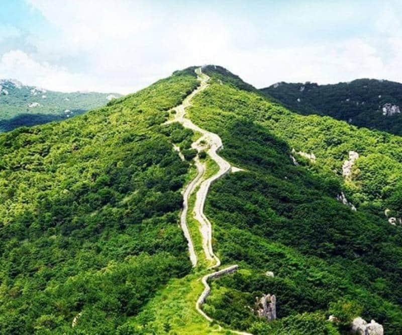 gunung geumjeongsan