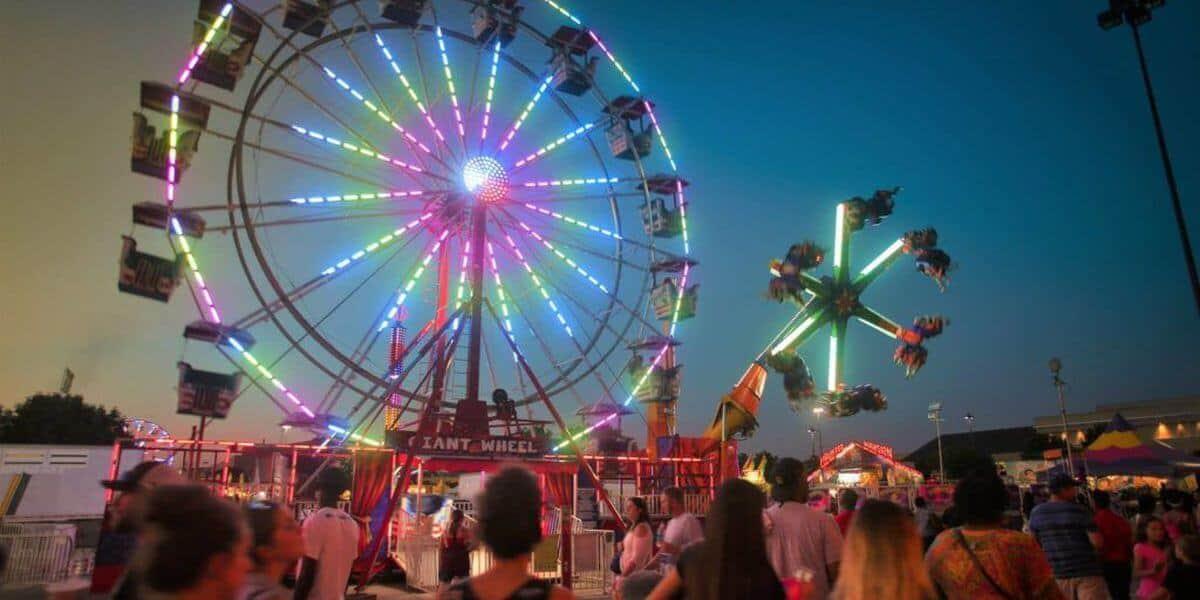 10 Festival Musim Panas di Amerika Bertema Unik Dan Menarik