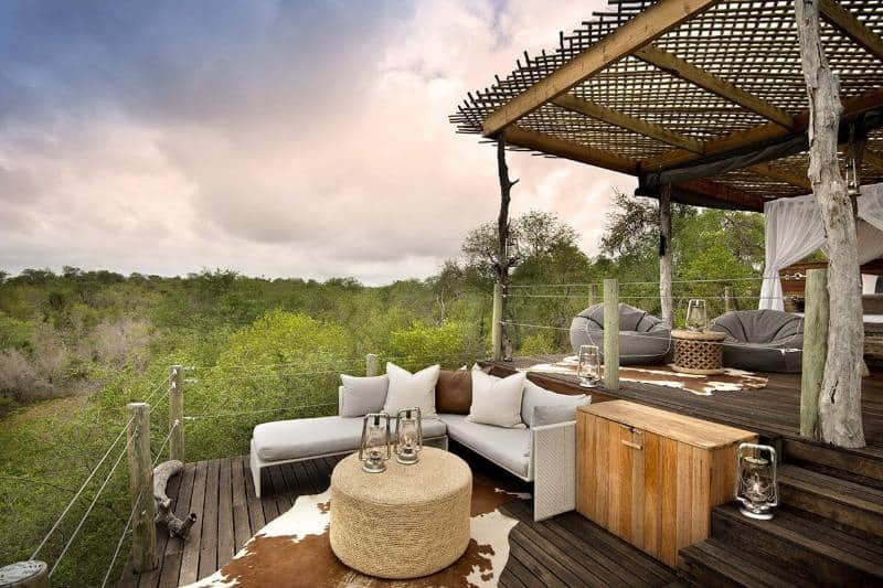 kingston treehouse afrika selatan