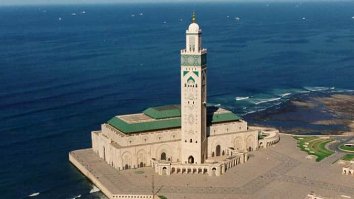 Masjid Unik di Dunia