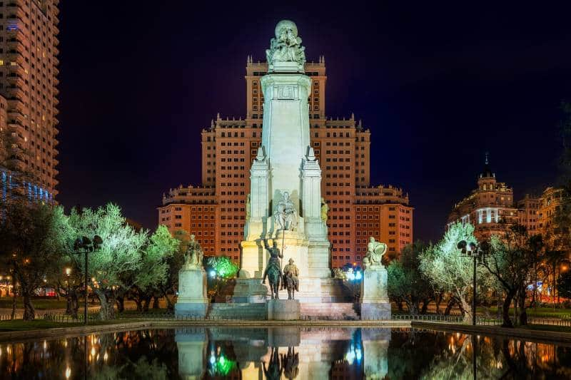 destinasi wisata di Madrid